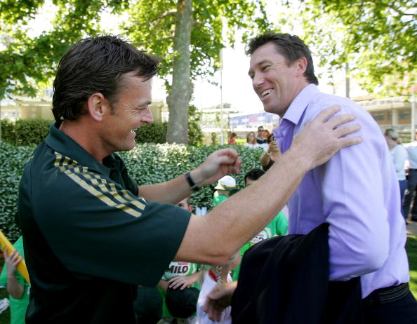 Adam Gilchrist「Milo Have-A-Go Launch 2007-08」:写真・画像(11)[壁紙.com]