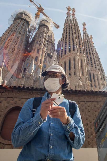 Barcelona Impacted By Coronavirus:ニュース(壁紙.com)