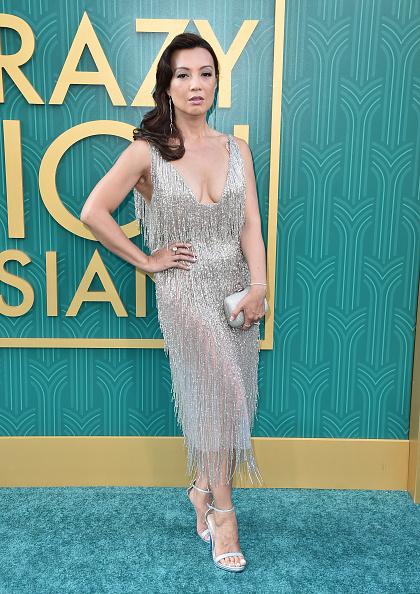 "Silver Shoe「Warner Bros. Pictures' ""Crazy Rich Asians"" Premiere - Arrivals」:写真・画像(8)[壁紙.com]"
