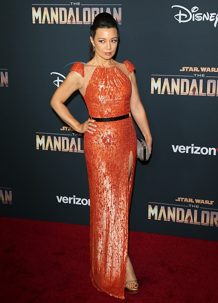 "The Mandalorian - TV Show「Premiere Of Disney+'s ""The Mandalorian"" - Arrivals」:写真・画像(19)[壁紙.com]"