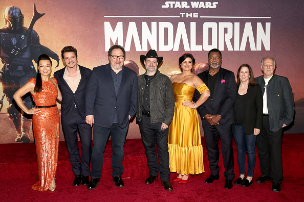 "The Mandalorian - TV Show「Premiere And Q & A For ""The Mandalorian""」:写真・画像(8)[壁紙.com]"