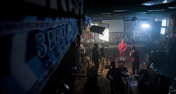 スポーツ「Shooting Of A New Documentary With Wigald Boning By German TV Channel HISTORY」:写真・画像(15)[壁紙.com]