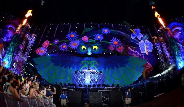 EDC「17th Annual Electric Daisy Carnival - Day 1」:写真・画像(16)[壁紙.com]