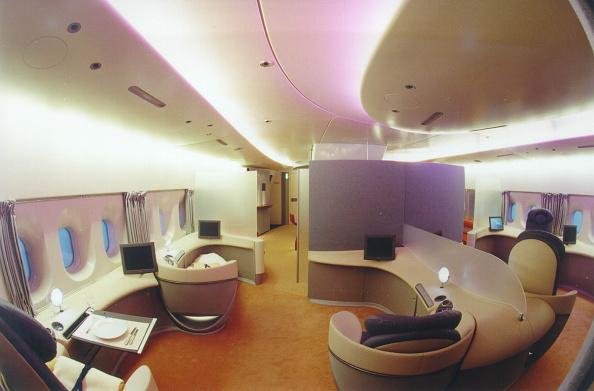 Airbus A380「Superjumbo Airbus A380」:写真・画像(8)[壁紙.com]