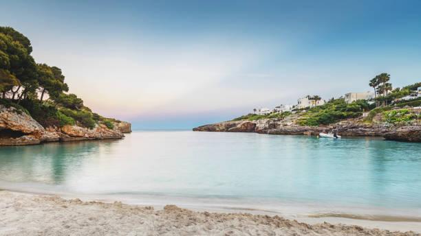 Majorca Beach Sunset:スマホ壁紙(壁紙.com)