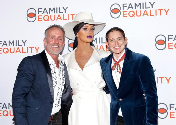 Ruffled Shirt「Family Equality Los Angeles Impact Awards 2019」:写真・画像(1)[壁紙.com]