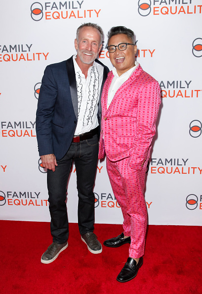Ruffled Shirt「Family Equality Los Angeles Impact Awards 2019」:写真・画像(3)[壁紙.com]