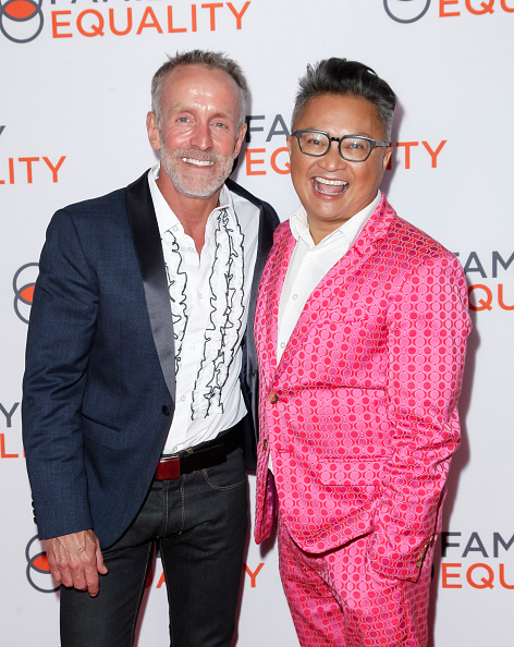 Ruffled Shirt「Family Equality Los Angeles Impact Awards 2019」:写真・画像(4)[壁紙.com]