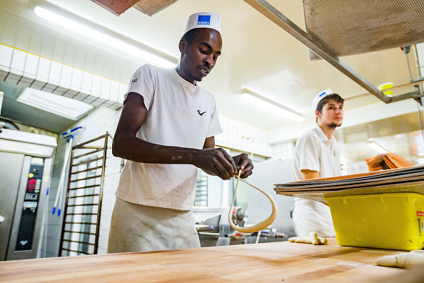 Refugee「Refugees Find Employment In German Economy」:写真・画像(13)[壁紙.com]