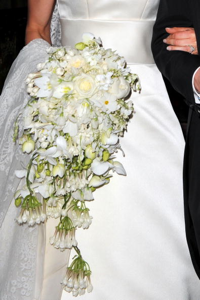 Bouquet「Wedding Of Swedish Crown Princess Victoria & Daniel Westling: Banquet - Inside」:写真・画像(15)[壁紙.com]