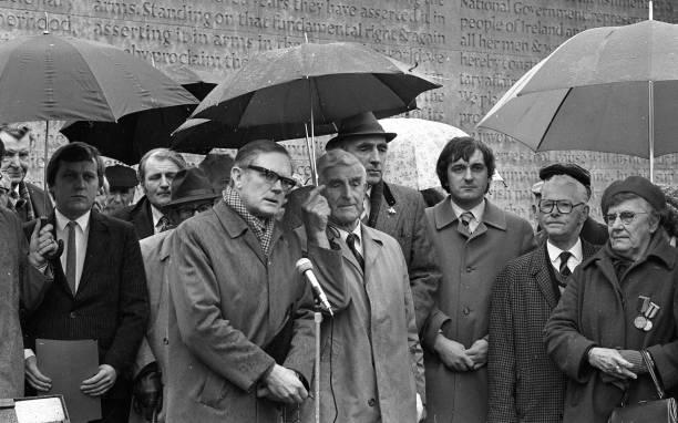 1916 Rising Commemoration at Arbour Hill 1983:ニュース(壁紙.com)