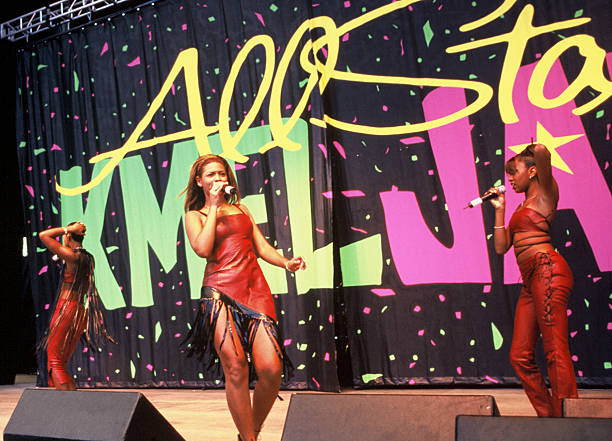 Destinys Child at KMEL All Star Jam 1998:ニュース(壁紙.com)