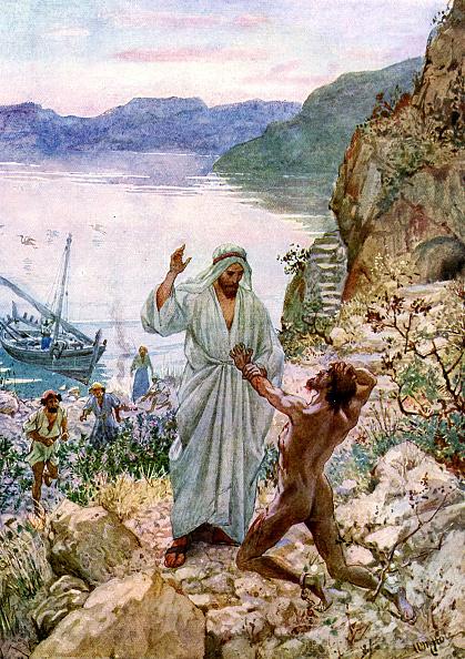 Middle East「Jesus cures a demon-possessed man」:写真・画像(17)[壁紙.com]