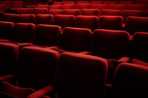 Film Festival「Red theater event seating」:スマホ壁紙(14)