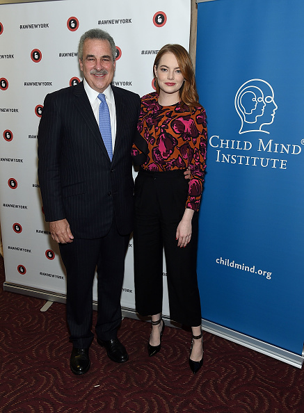 Contemplation「Great Minds Think Unalike: A Conversation With Emma Stone And Dr. Harold S. Koplewicz」:写真・画像(12)[壁紙.com]