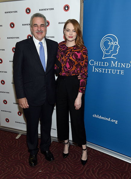 Contemplation「Great Minds Think Unalike: A Conversation With Emma Stone And Dr. Harold S. Koplewicz」:写真・画像(10)[壁紙.com]