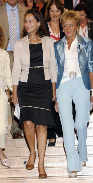 Opportunity「French Socialist Politician Segolene Royal Visits Spain」:写真・画像(11)[壁紙.com]