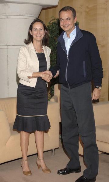 Opportunity「French Socialist Politician Segolene Royal Visits Spain」:写真・画像(12)[壁紙.com]