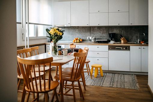 Dining「Kitchen interior」:スマホ壁紙(3)