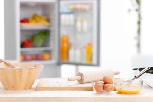 Focus On Foreground「Kitchen interior」:スマホ壁紙(5)