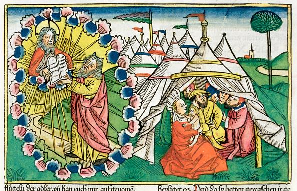 God「Exodus 20:1-5: Moses Receiving The Ten Commandments」:写真・画像(16)[壁紙.com]