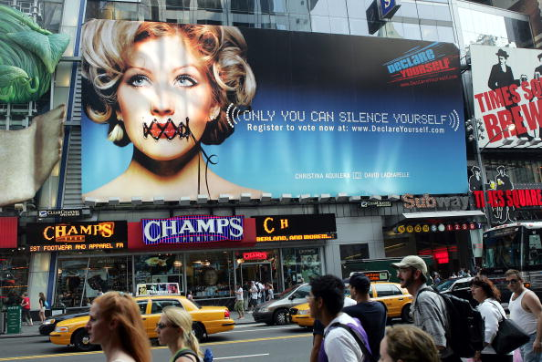 General View「Christina Aguilera Billboard」:写真・画像(18)[壁紙.com]