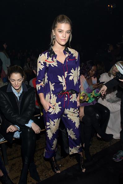 ニューヨークファッションウィーク「Zadig & Voltaire - Front Row - February 2018 - New York Fashion Week」:写真・画像(6)[壁紙.com]