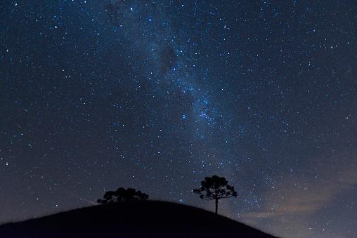 Milky Way「Southern hemisphere galaxy」:スマホ壁紙(19)