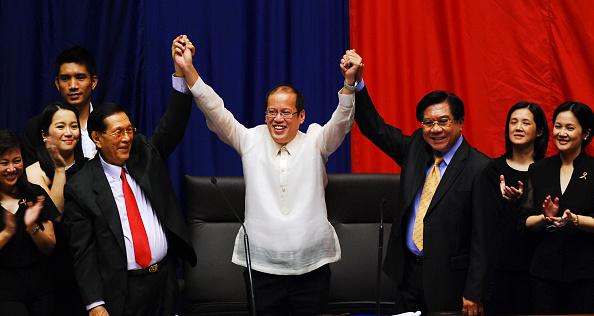 Speaker of the House「Aquino Proclaimed 15th President Of The Philippines」:写真・画像(17)[壁紙.com]