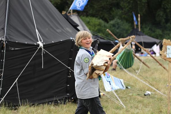 Wolfsburg - Lower Saxony「International Boy And Girl Scout Meeting」:写真・画像(17)[壁紙.com]