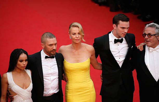 """Mad Max: Fury Road"" Premiere - The 68th Annual Cannes Film Festival:ニュース(壁紙.com)"