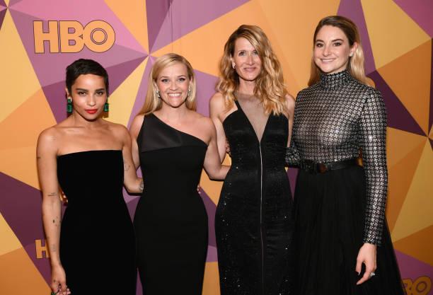 黒「HBO's Official Golden Globe Awards After Party - Red Carpet」:写真・画像(1)[壁紙.com]