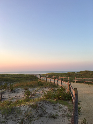 ニュージャージー州 ジャージー・ショア「Sunrise on The Jersey Shore」:スマホ壁紙(6)