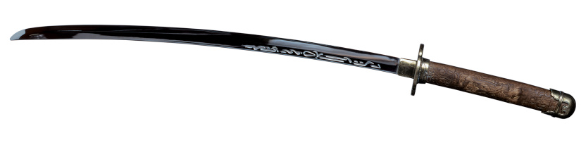 戦国武将「a samurai sword」:スマホ壁紙(3)
