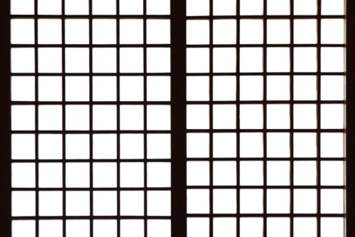 Square「Japanese style paper screen partition (Shoji)」:スマホ壁紙(5)