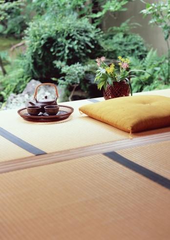 Zabuton「Japanese style porch」:スマホ壁紙(17)