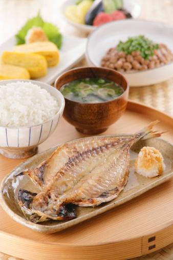 Fish「Japanese style breakfast」:スマホ壁紙(17)