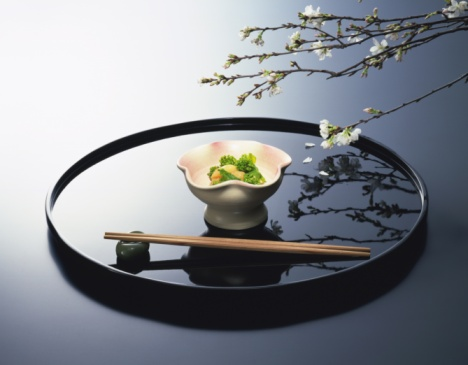 Cherry Blossom「Japanese Style Food, High Angle View」:スマホ壁紙(14)