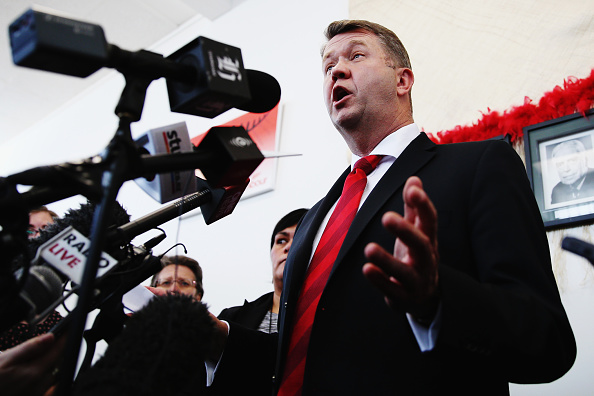 Non-Moving Activity「David Cunliffe Announces He Is To Quit Labour's Leadership Contest」:写真・画像(9)[壁紙.com]