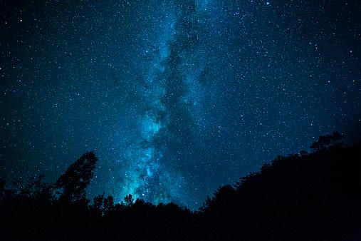 星空「The starry sky」:スマホ壁紙(6)