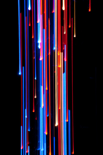 Continuity「Light energy motion trails」:スマホ壁紙(13)