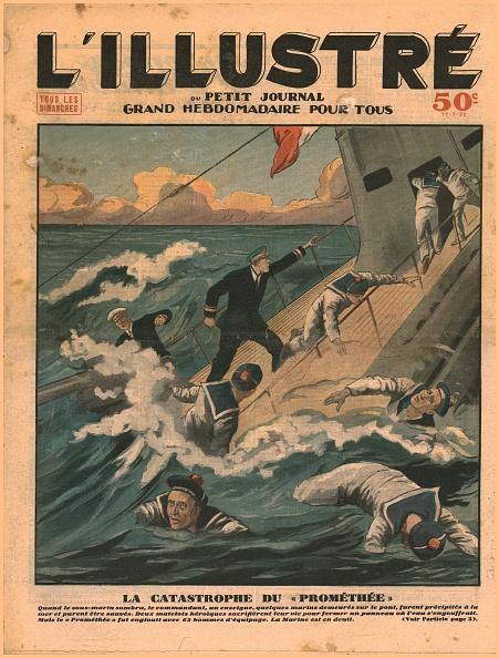 "Sailor「The Disaster Of The ""Prométhée""」:写真・画像(14)[壁紙.com]"