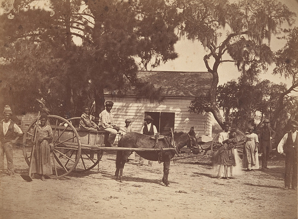 Southern USA「Negroes (Gwine To De Field)」:写真・画像(11)[壁紙.com]
