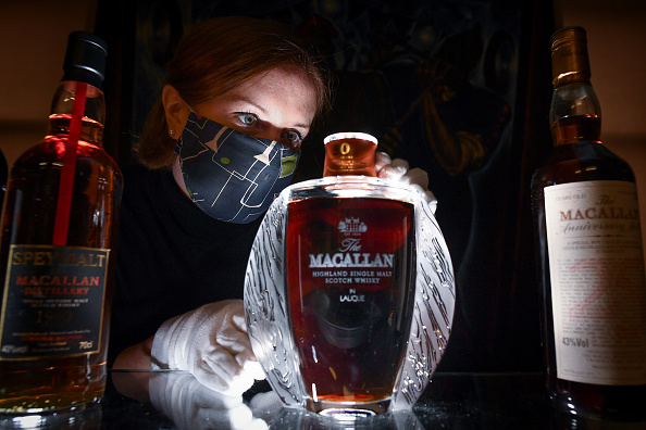 Expertise「Macallan Whisky Collection Goes On Auction At Bonhams」:写真・画像(17)[壁紙.com]