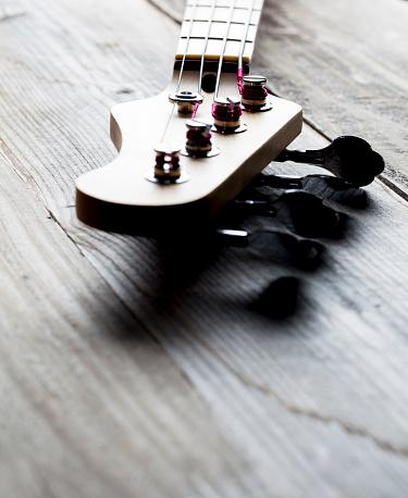 Bass Guitar「Guitar Headstock」:スマホ壁紙(2)