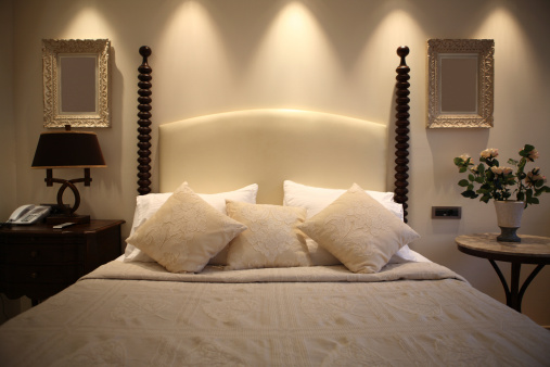 Headboard「Luxurious Hotel Bed」:スマホ壁紙(17)