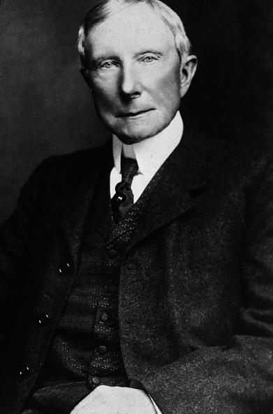 Formal Portrait「Portrait Of John D. Rockefeller 」:写真・画像(16)[壁紙.com]