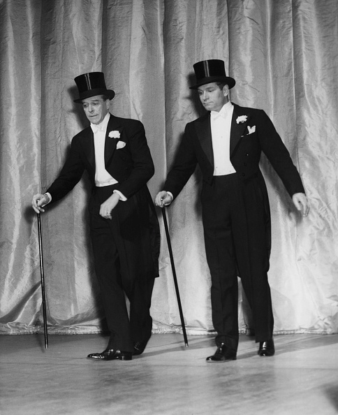 Two People「Jack Buchanan And Laurence Olivier」:写真・画像(10)[壁紙.com]