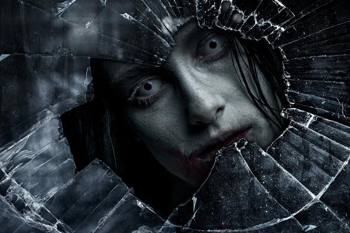 女「Zombie」:スマホ壁紙(3)