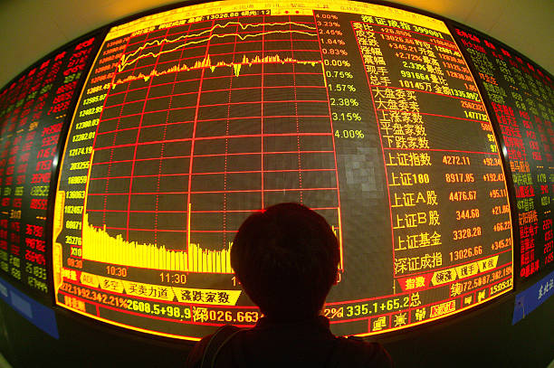 Record Number Of Chinese Investors Pushes Stocks New High:ニュース(壁紙.com)